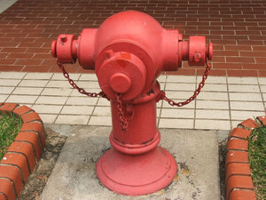 3-headed hydrant