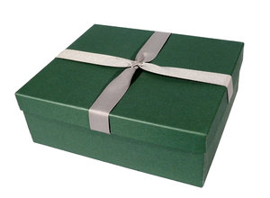 Gift Box: A simple gift box