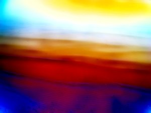 Abstract Colours - Shoreline 3