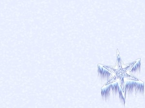Icy Snowflake 1