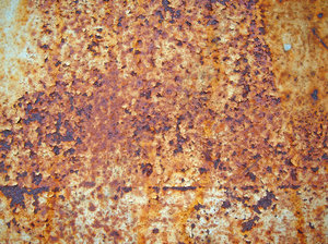 Rust 3: Rust surfaces