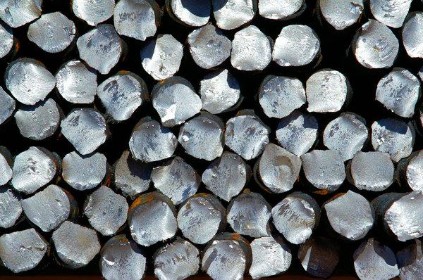 Steel Rebar Ends