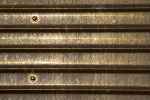 Corrugated Copper