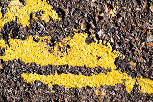Parking Lot Markings 1