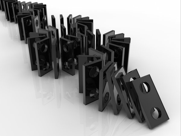 Things in motion: Domino
