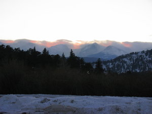 Sunny Winter: Some classic shots of Rocky Mountain National Park and the surrounding areas.