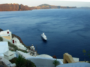 Images of Santorini