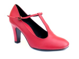 RED SHOES 6