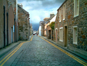 Streets of St Andrews 2