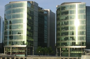 glass office buildings 2