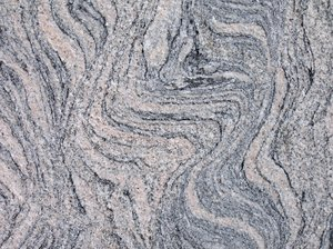 wave shaped stone texture