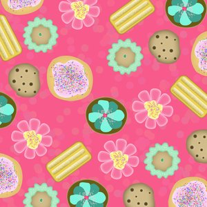 Cookie background!