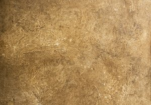 Grungy Canvas: A portion of a grungy canvas texture.
