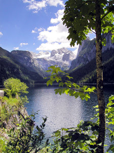 gosau - lake