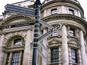.....London 4: when i walking on streets of London :)