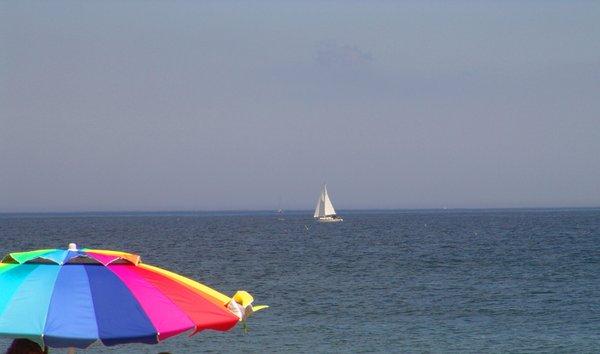 Guarda-sol de praia