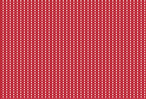 Christmas strawberry red mat