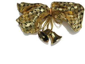bow with bells
