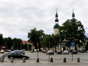 Town's center