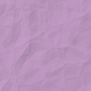 Crumpled Coloured Paper Pink