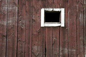 Barn Window 2