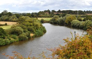 River in Gloucestershire