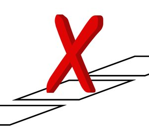 X in checkbox: questionnaire or survey checkbox may be usefull graphic to advertise a survey etc, needed one for work, built in 5 mins and put on sxc as there was very little choice.