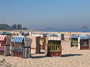 baltic sea beach scenery 2