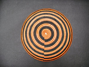 African coiled bowl1
