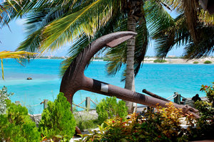 Anchor in Aruba