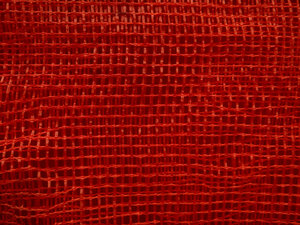 red mesh layers