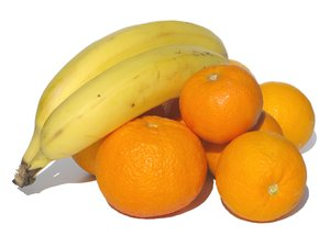 Image result for bananas and oranges