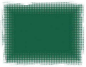 Dot Banner 7: A green banner or background with a grungy dotted border.