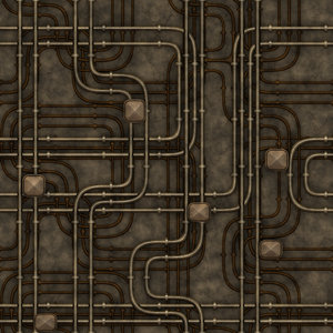Maze of Pipes 1