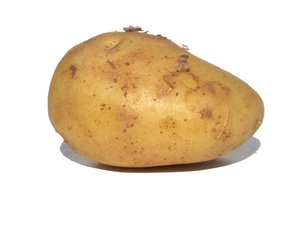 plain potatoe