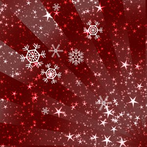 Sparkles and Snowflakes 2