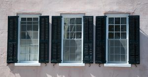 Shuttered Windows