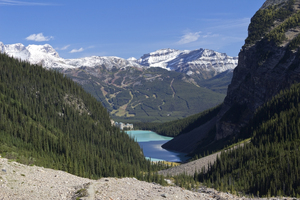 Lake Louise view