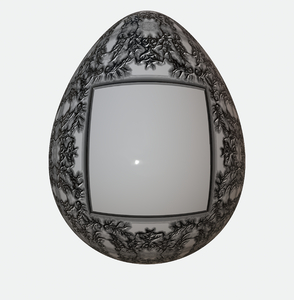 Ornate Easter Egg 1