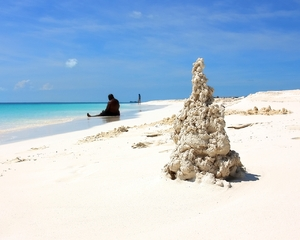 Cayo Largo del Sur beach