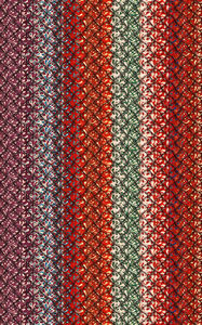 Christmas color weave4