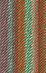 Christmas color weave6