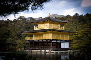::the golden pavilion:: 1