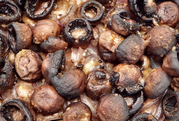 oven baked mushrooms1