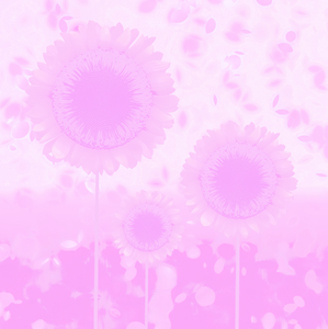In The Pink 2: A pink and white floral image suitable for backgrounds, scrapbooking, etc.