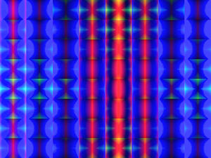 light pulse poles: abstract background, texture, patterns and perspectives