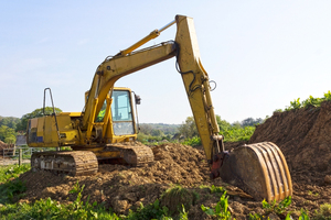 Mechanical excavator