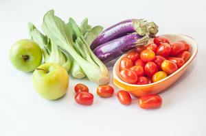Fresh Vegetables & Fruits 3