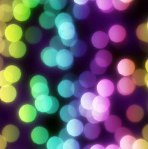 Bokeh or Blurred Lights 37