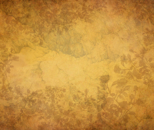 Floral textured background